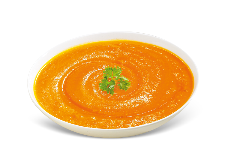 Pumpkin Cream Soup - Frozen Food Gias_1