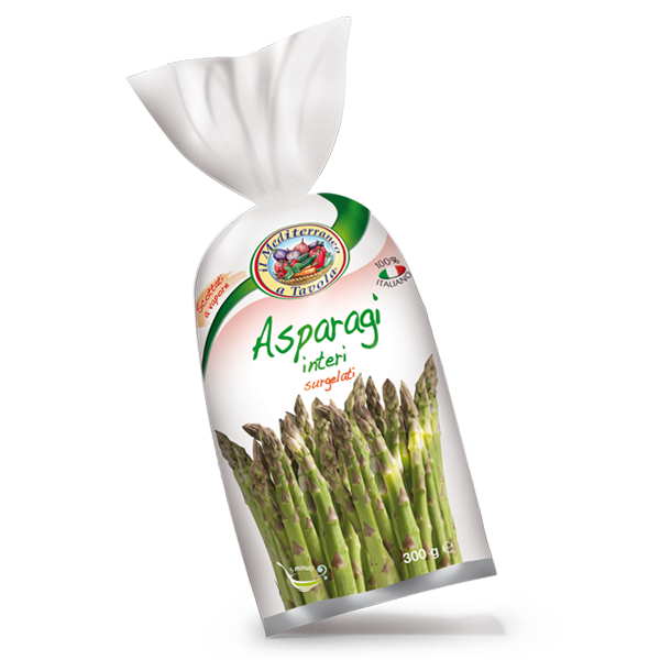 Whole Asparagus - Frozen Food Gias_2
