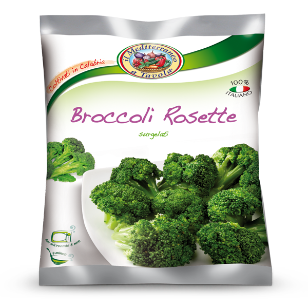 Broccoli Florets - Frozen Food Gias_2
