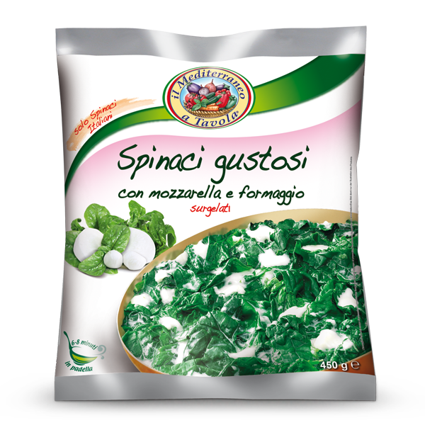 Spinaci Gustosi