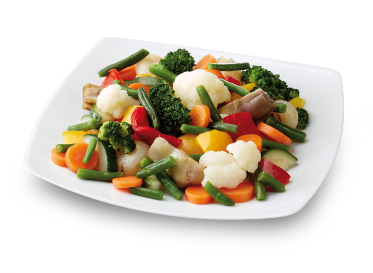 Italian Pickled Vegetables - Frozen Food Gias_1