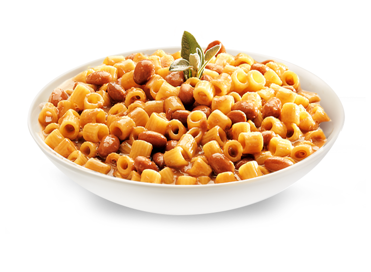 Pasta and Beans - Frozen Food Gias_1