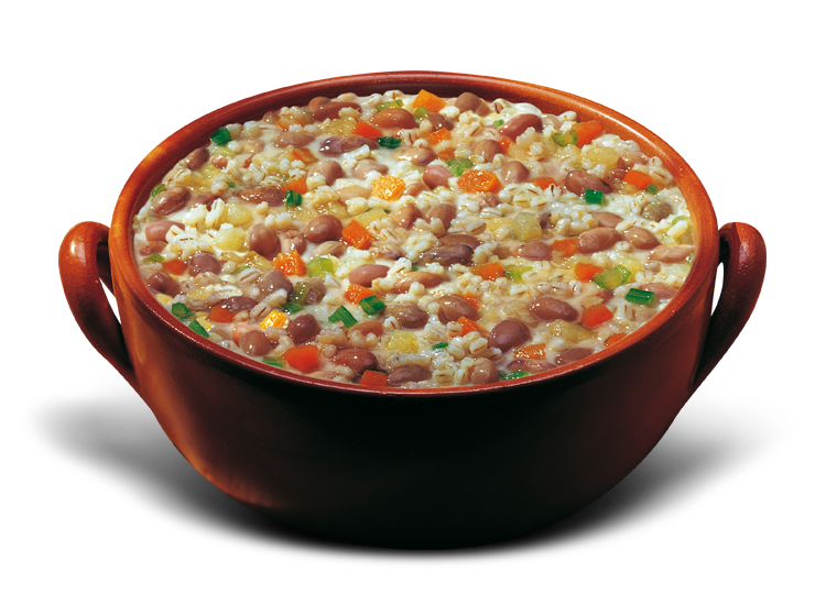 Bean and Barley Soup - Frozen Food Gias_1