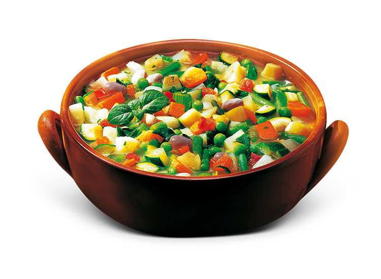 Minestrone - Frozen Food Gias_1