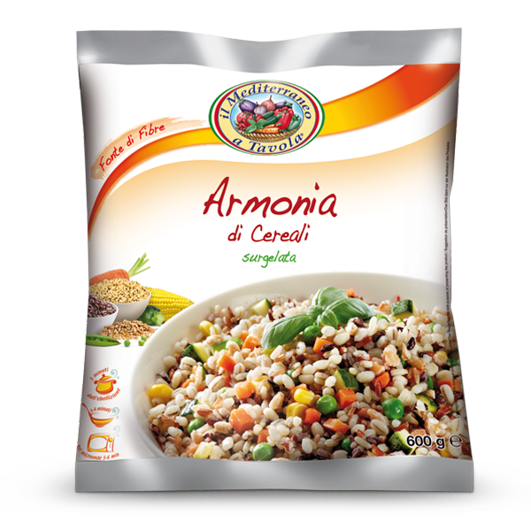 Armonia di Cereali - Frozen Food Gias_2