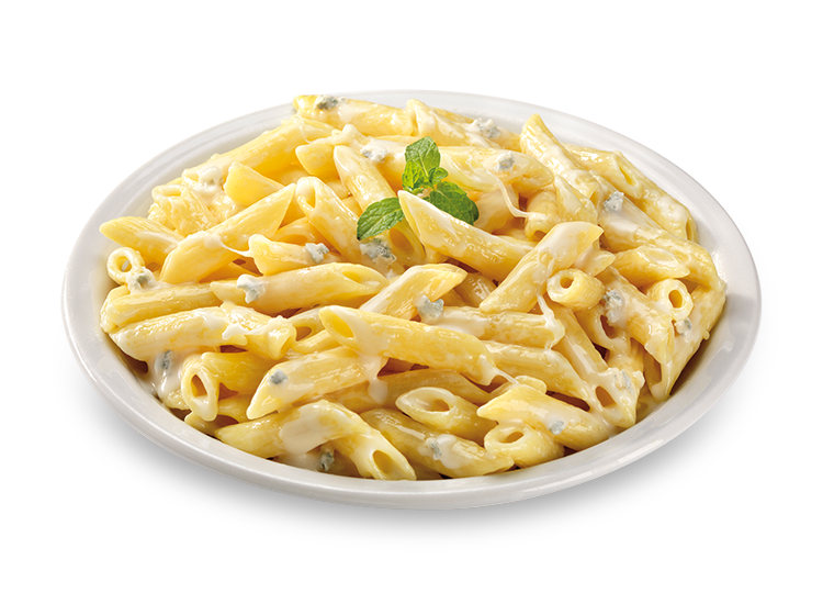 Penne Pasta with 4 Cheeses