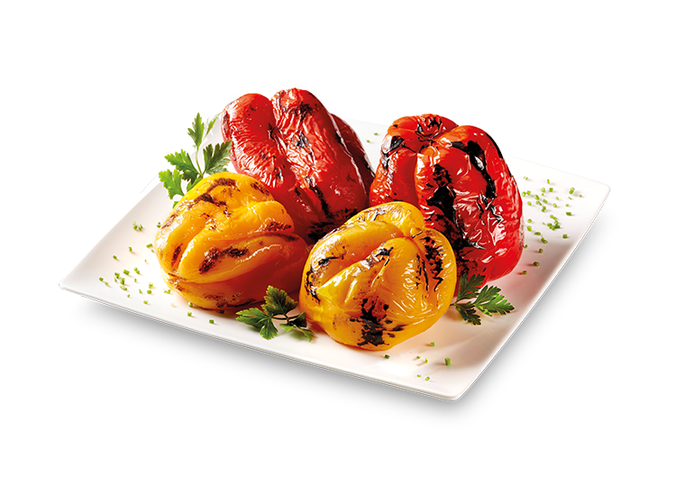 Grilled Peppers Fillets - Frozen Food Gias_1